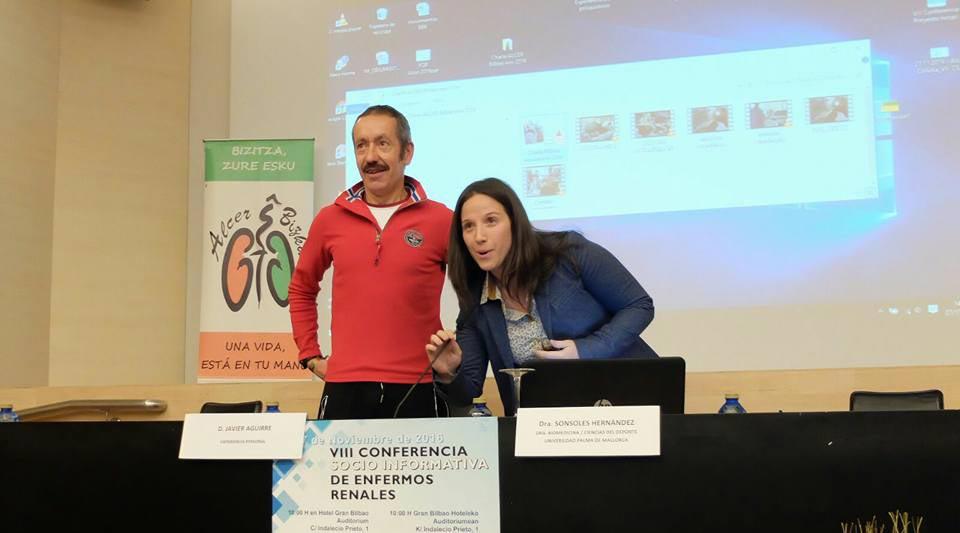 VIII Conferencia socio informativa de enfermos renales