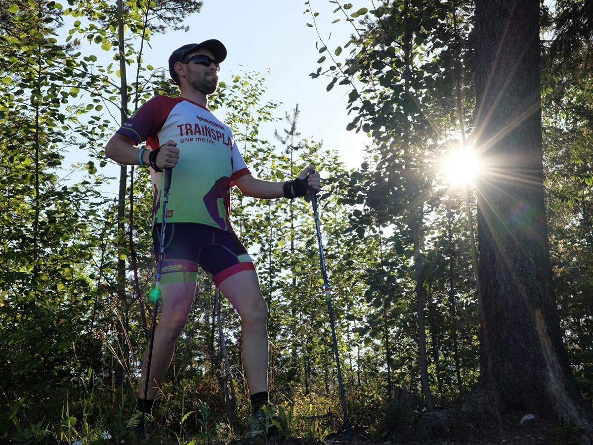 Traïnsplant en Finlandia