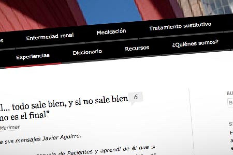 El Hospital de Cruces entrevista a Javier Aguirre