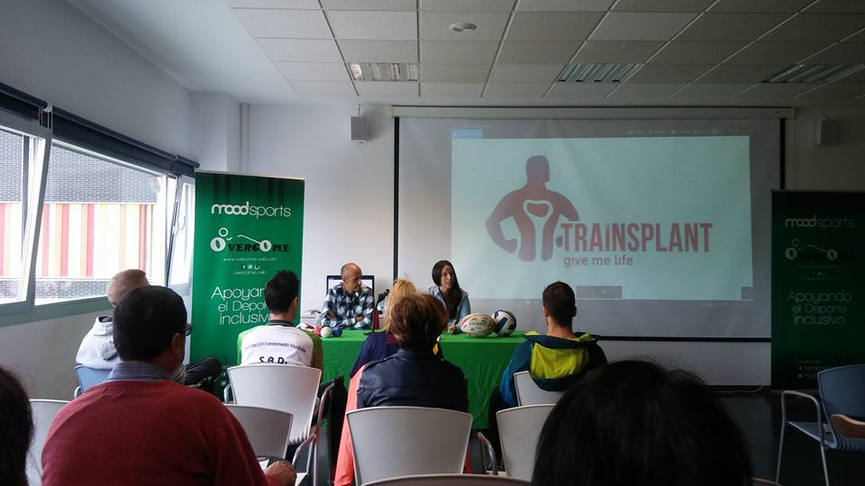 Evento Trainsplant 2017